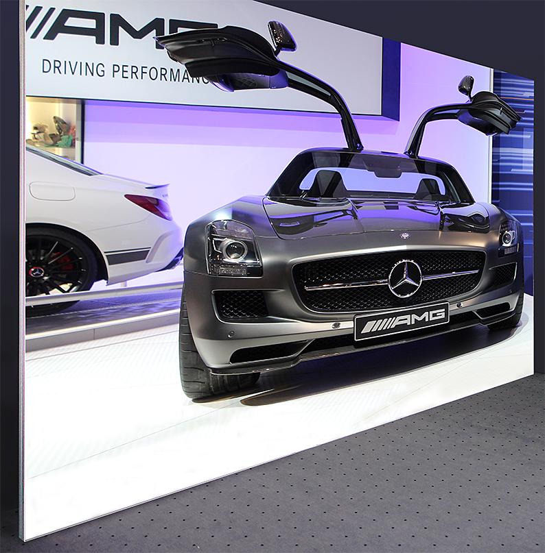gerade Messewand AMG 500 x 250 cm