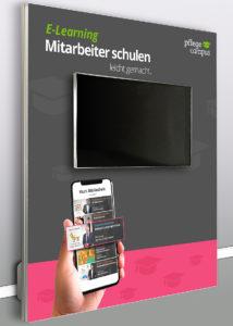 Monitor-Stele 200 x 230 cm
